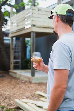 Backyard Building Series