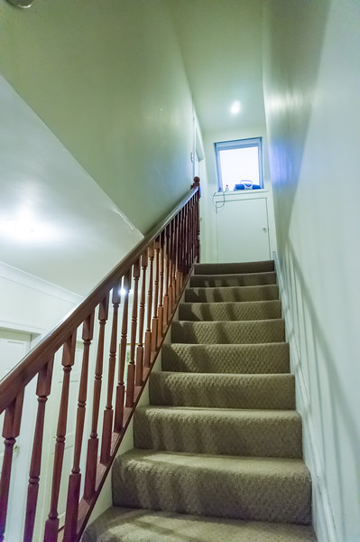 Whole existing stair to be removed and replaced with new