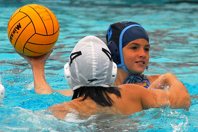 Ventura League - Santa Barbara vs Titans Coed 12U Coed 3/1/08. SBWPC.  Photos by Allen Lorentzen