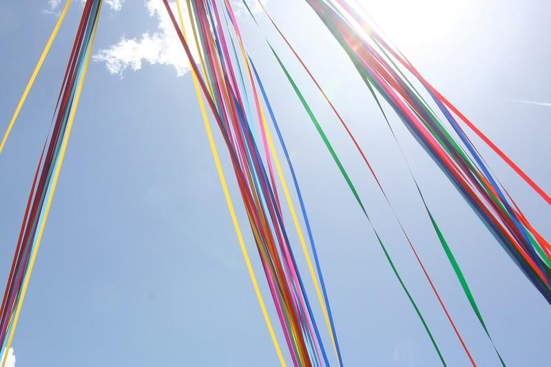 Separating the ribbons