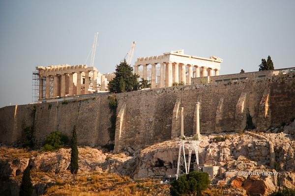 The Parthenon & Mars Hill