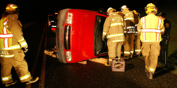 MVA, Photos From Kelly Boerner, Pine Hill Road, West Penn Township (4-28-2013)