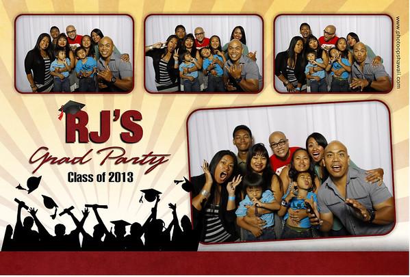 RJ's Graduation Party (Fusion Portraits)