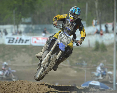 MX1 MOTOCROSS DONNERY 2011