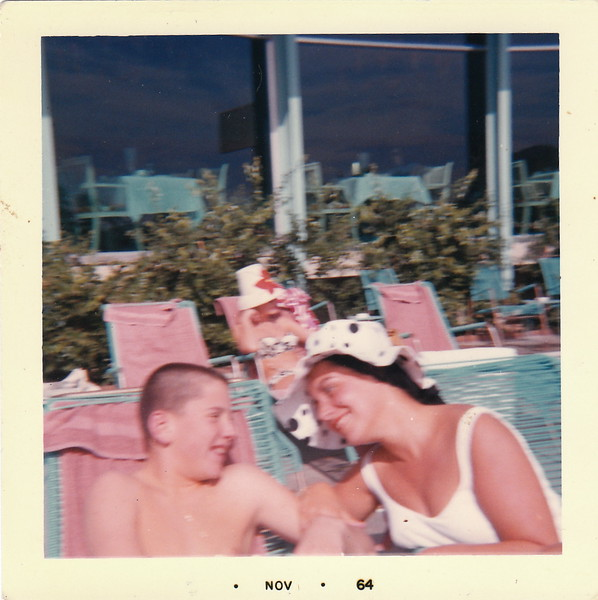 Peter Doris Gatherid Pool 1964.jpg