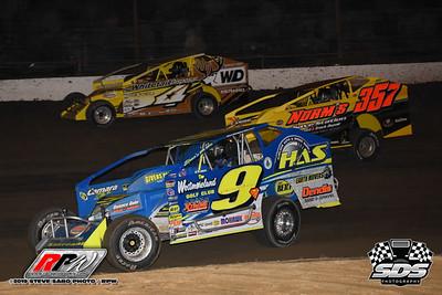 Grandview Speedway - 4/6/19 - Steve Sabo (SDS)