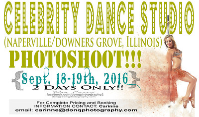 Celebrity Dance (Downers Grove, Illinois) 091816