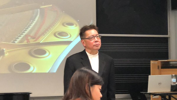 Jon Jang at UCLA - January 18, 2018
