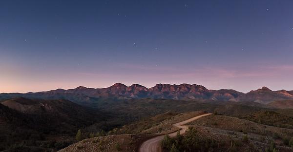 Ikara-Flinders Ranges : SA