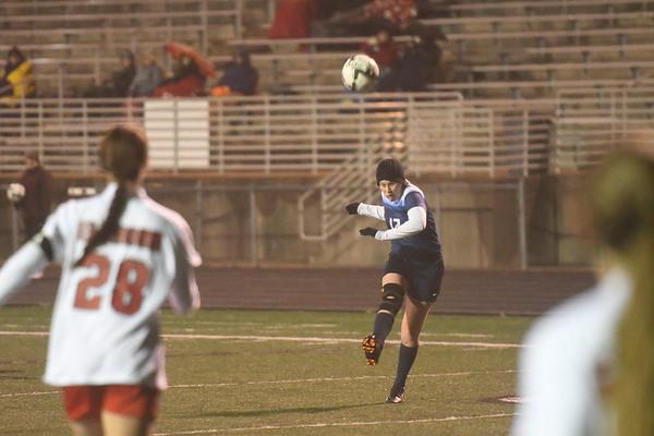 Varsity Girls Soccer vs Elkhorn