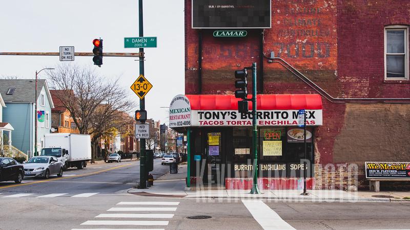 Tony's Burrito Mex