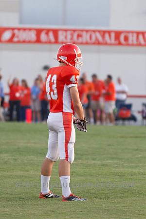 Boone Varsity Football #43 - 2011