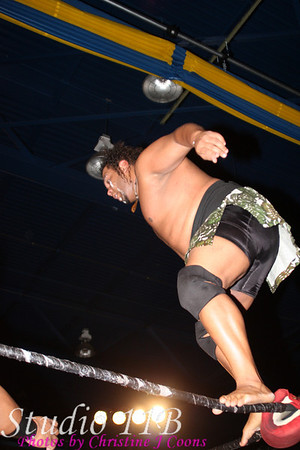 NWA 081128 - Davey Boy Bling & Justin Corino vs The Samoan Warriors