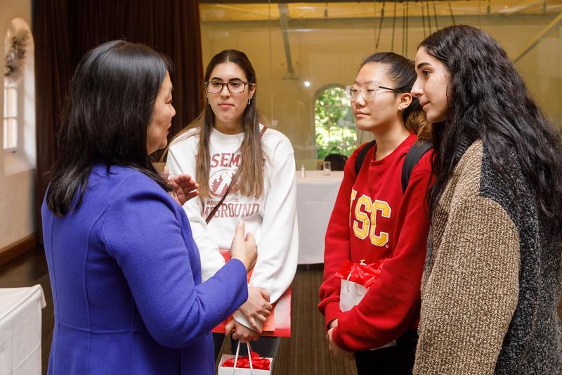 2019 USC CIS: International Women's Activism