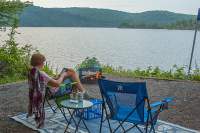 08-18-2014 Camping at Lake Raystown