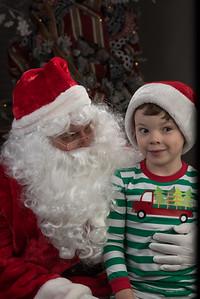 Santa (December 16)