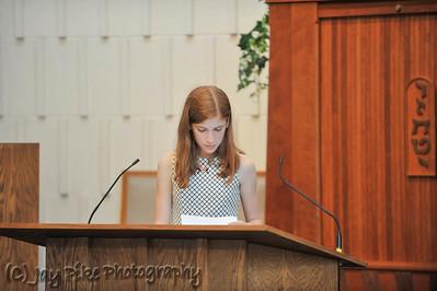 June 13, 2015 - Alyson Miller Bat Mitzvah
