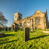 St. Leonard's Church, Downham, England