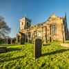 St. Leonard's Church, Downham, England