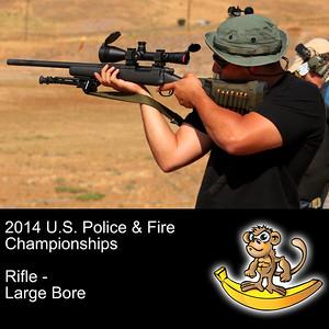 Rifle - Large Bore