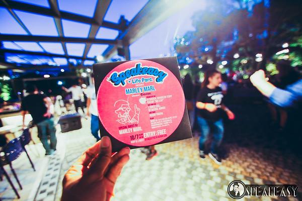 SpeakEasy w/ DJ Marley Marl | 10-7-18