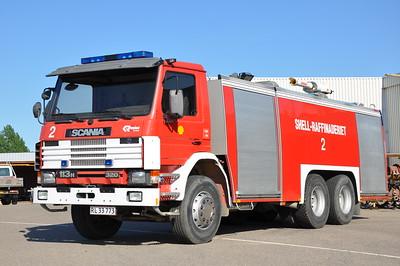 Industrial Fire Brigade / Brandvaesen
