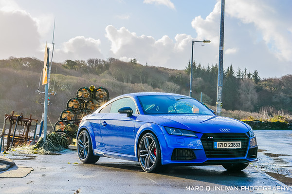 Audi TTS - Clifden 2018