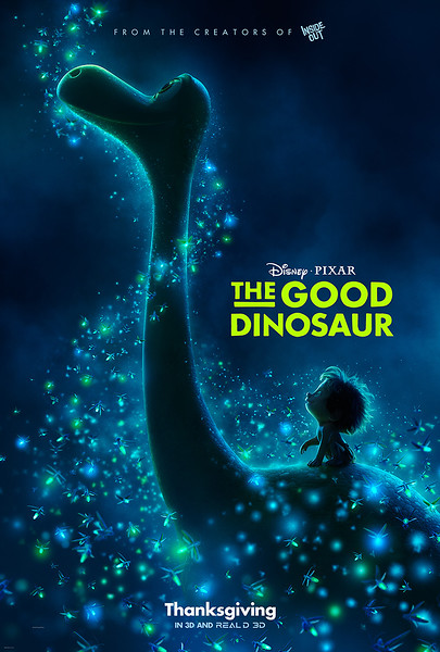 THE GOOD DINOSAUR preview coming to Disneyland, Disney World