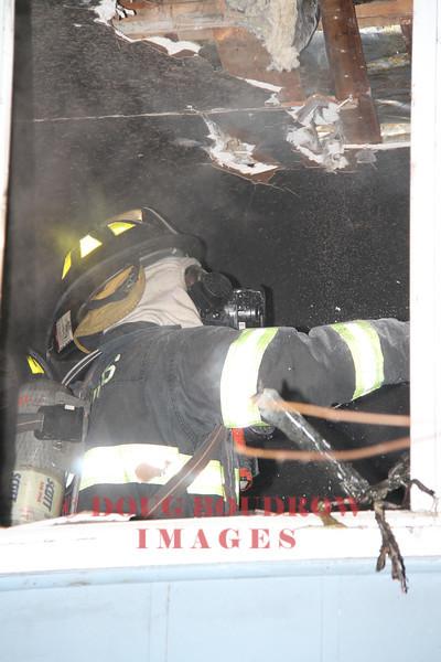 Saugus, MA  - Working Fire, 10 Laurel Street, 1-29-14
