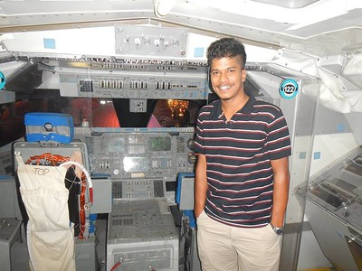 Space Weekend 2014 - 1