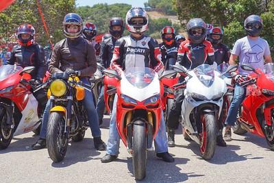Laguna Seca WSBK 2018: Ducati Island
