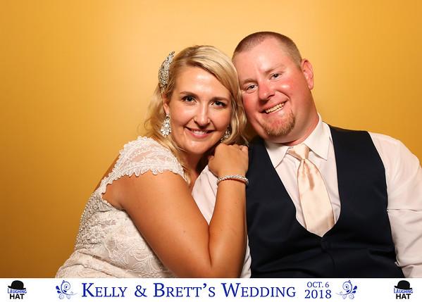 Kelly & Brett's Wedding