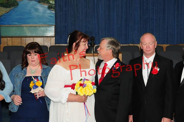 George & Mary Wedding 042614