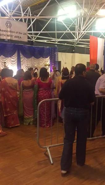 Paryushan 2017 Celebrations in Harrow, UK.