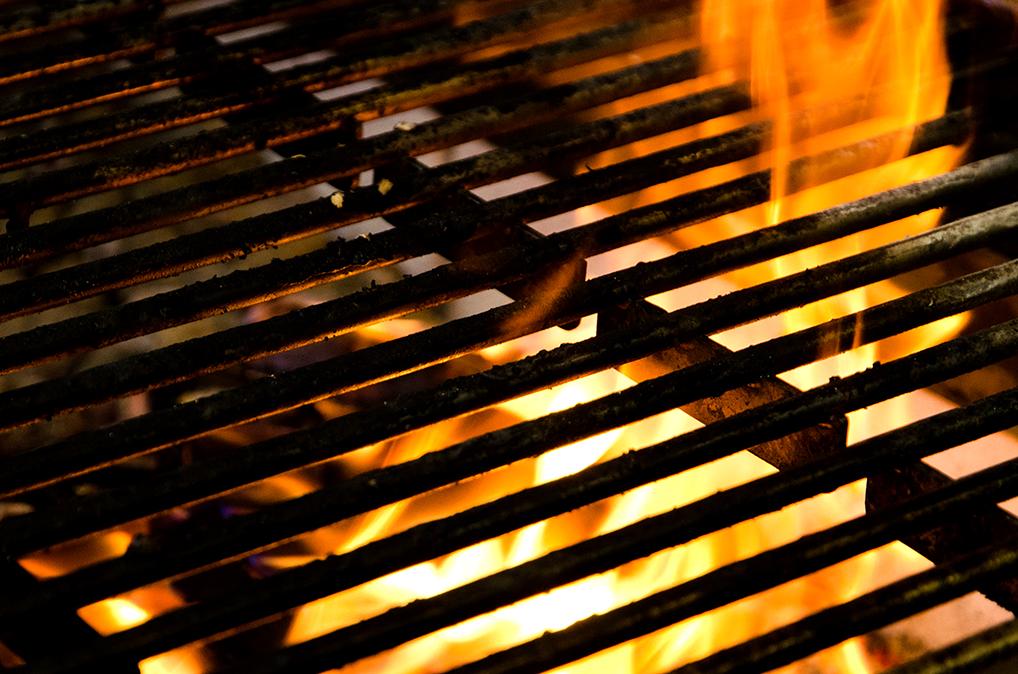 Asado grill - Landscape