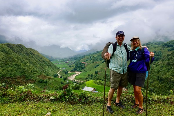 SaPa Trekking, Day 1