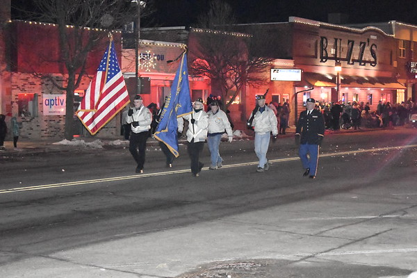 Mondovi 'Small Town Christmas' parade