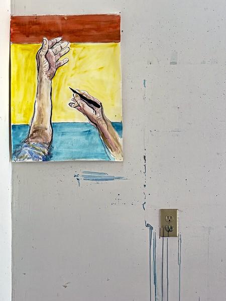 Drawing Hands of Lawrence Halprin