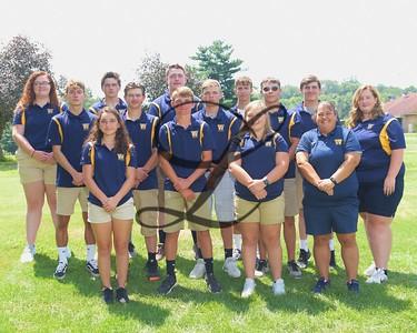 WHS Golf T&I  2019-20