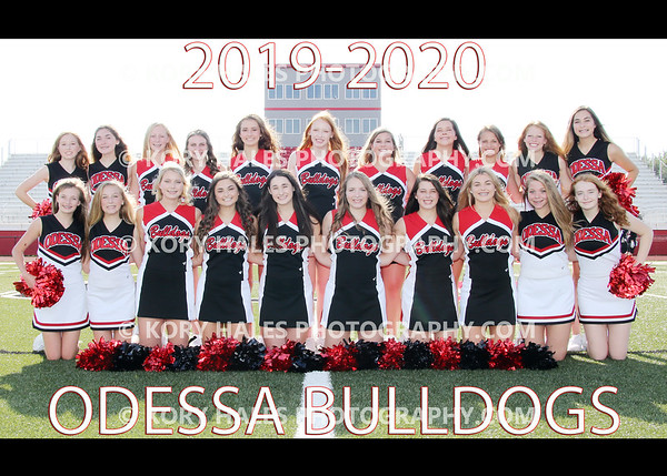 2019-2020 OHS Cheerleading