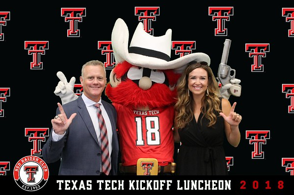 TTU  KO Luncheon 2018
