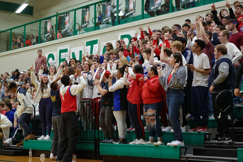 PIAA District 3 Playoffs Consolation Round Central Dauphin vs. JP McCaskey   February 25, 2020