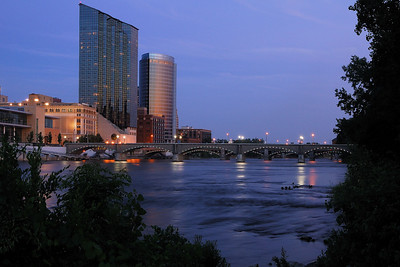 Grand Rapids - City Lights