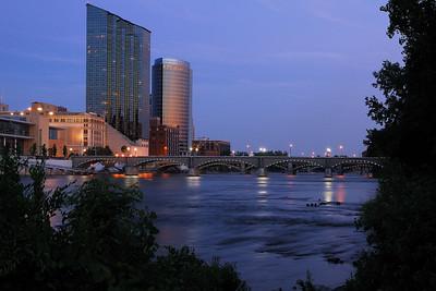 Grand Rapids - City Lights