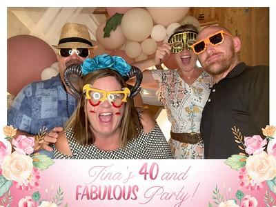 Tina's Fabulous 40th
