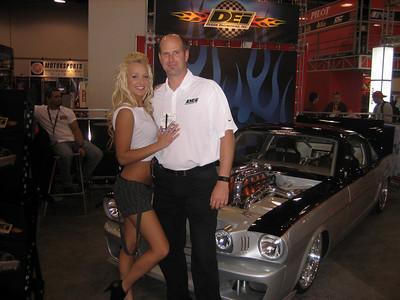 SEMA Show 2007