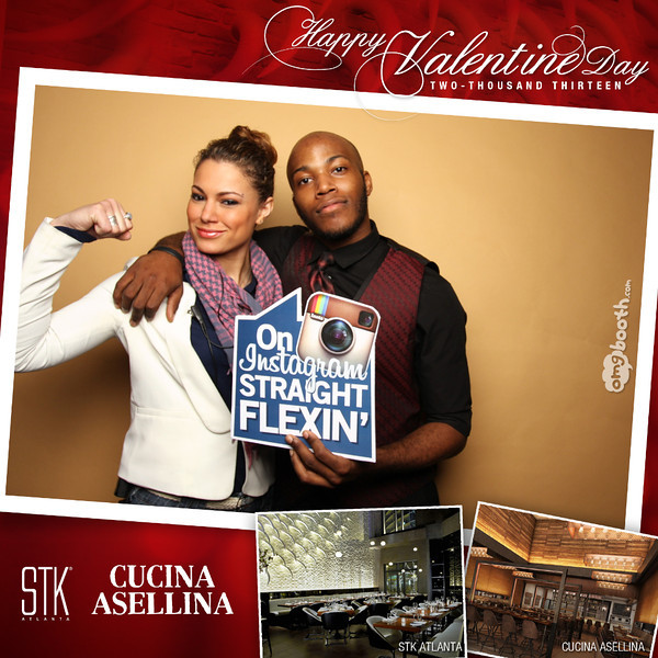 2.14.2013 Valentine 2013 at STK & Cuscina Asellina