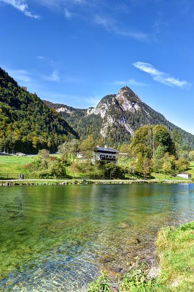 Königssee and Berchtesgaden