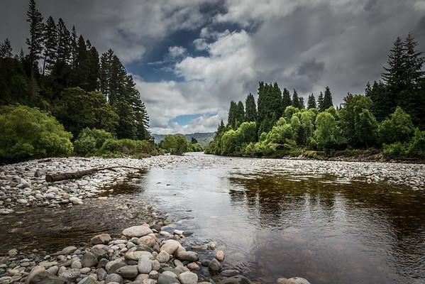Around Reefton & Maruia Falls NZ