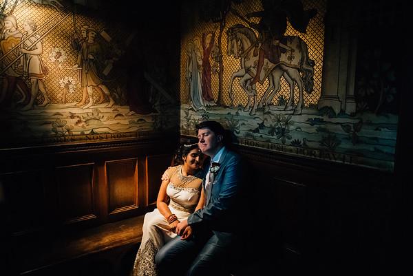 Ramya and Ross - wedding